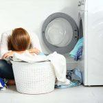 چرا ماشین لباسشویی لباس را پاره میکند