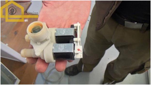 نحوه تعویض شیر برقی ماشین لباسشویی