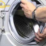 نحوه تعویض بلبرینگ ماشین لباسشویی